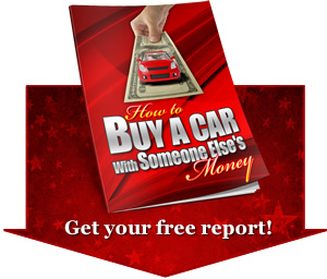 How to buy a car with someone else's money