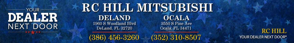 R.C. Hill Mitsubishi - Deland, FL